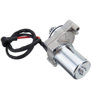 цена на Samger 3 Bolt Motor Electric Starter Motor 12v for 50cc 70cc 90cc 110cc 125cc 4 Stroke Engine Motorcycle Bike ATV Quad