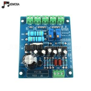 Image 3 - 2 ADET Paneli VU Metre 500VU Sıcak Arka Işık Ses Seviyesi Ölçer Amplifikatör Gösterir Ve 1 ADET Dayanıklı VU sürücü panosu ücretsiz Kargo