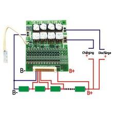 13S 48V 60A BMS 18650 литий ионный аккумулятор защита эквалайзер плата с балансом для BMS электромобилей с NTC