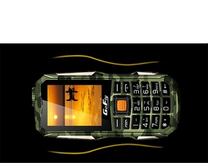 Image 4 - Large Battery Big Power Rugged Mobile Phone Loud Sound Power Bank Torch Large Russian Key Bluetooth Quick Dial Cellphone Gofly