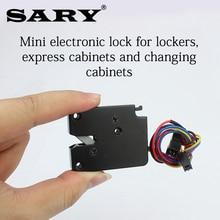 Lock Vending-Machine Electric-Lock Mini DC Small 3V5V12V Unmanned