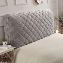 Headboard-Cover Home-Decoration European-Style Bumper Fabric All-Inclusive