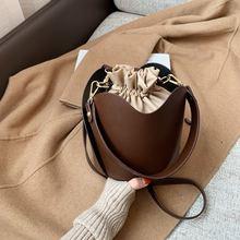 Маленькая женская сумка в европейском и американском стиле ретро