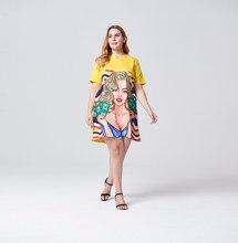 2021ヨーロッパやアメリカのファッションエレガントな女性のドレス秋vネックハーフ長袖ドレス女性ルースドレス