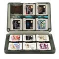 Für Nintend Neue 2DSLL/XL 28 in 1 Karte Lagerung Box für 3DS/3DS LL/XL spiel SD Karte Speicher Karte Fall für Neue 3DS/Neue 3DS LL/XL