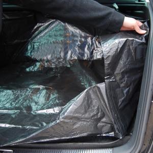 Image 4 - AUTOYOUTH غطاء من قماش مشمع سيارة فرش داخلي للسيارات والشاحنات بطانة مقاوم للماء حماية السيارة بطانية لمزيد من النظافة في سيارتك