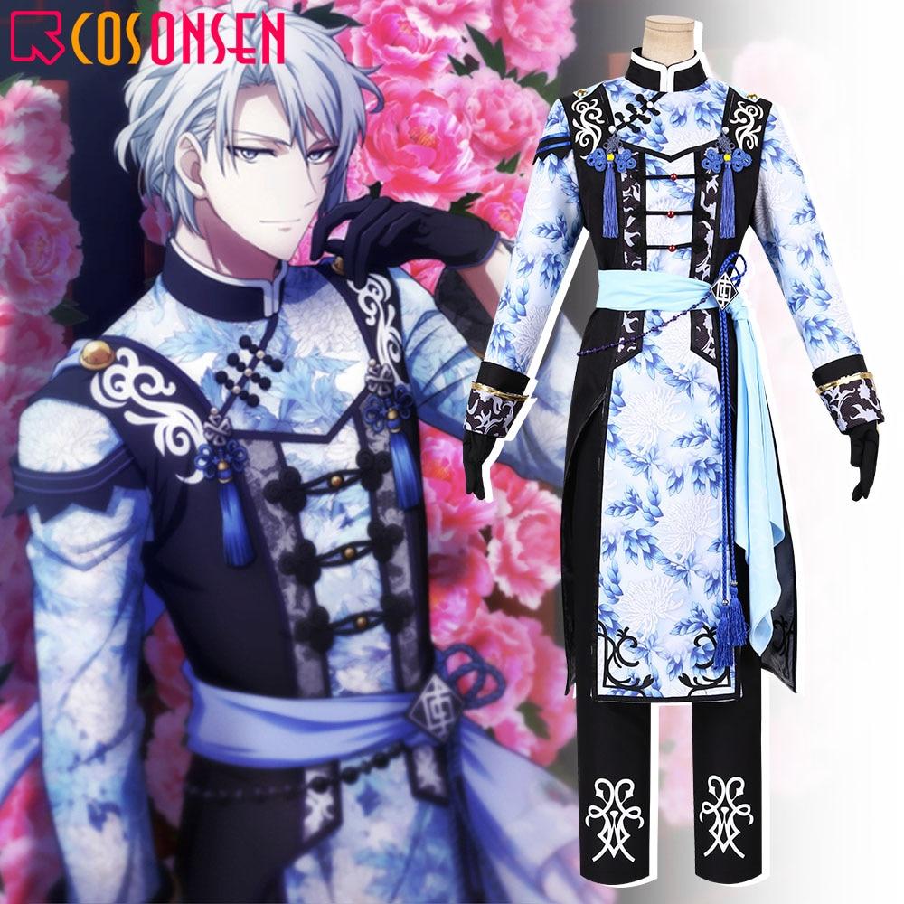 IDOLiSH7 TRIGGER Yaotome Gaku Cosplay Anniversary Costume Anime New Suit COSPLAYONSEN Custom Made Full Set