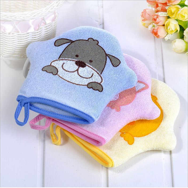 큰 노란색 오리 아기 목욕 스폰지 만화 슈퍼 부드러운 면화 브러시 마찰 수건 공 새로운 도착 목욕 장갑 아기 목욕 브러쉬