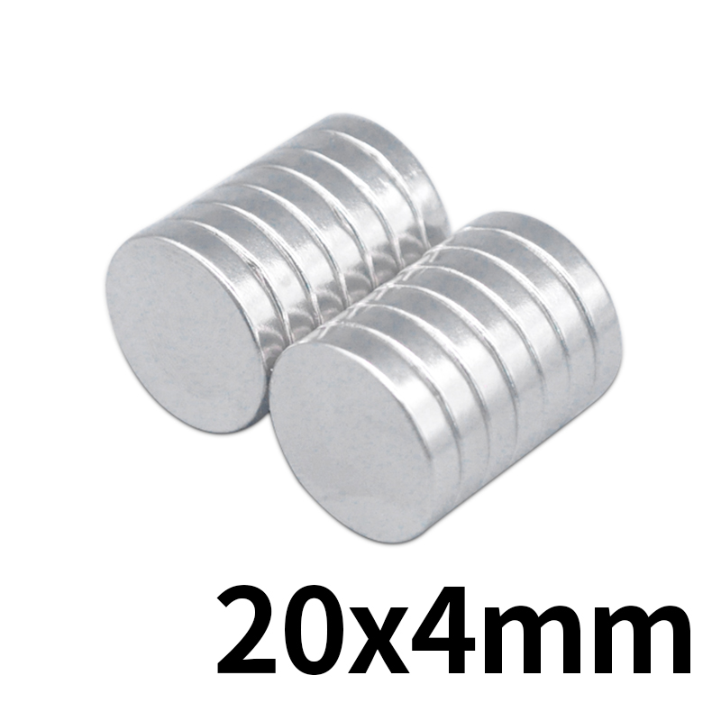 15mm x 4mm Very Strong Rare Earth NdFeB Ring Neodymium Cylinder Disc Magnets