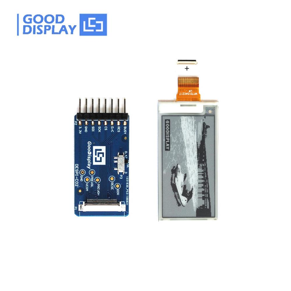 2.6 Inch Eink Display And Connection Board E-paper Screen