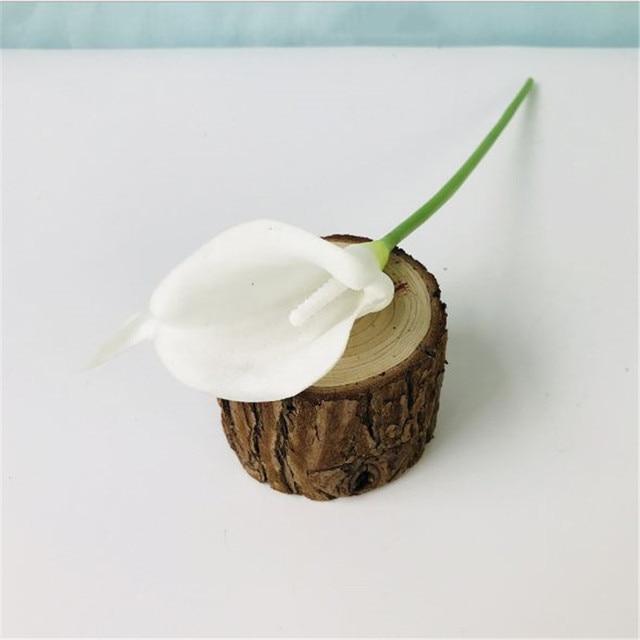 A White White Calla