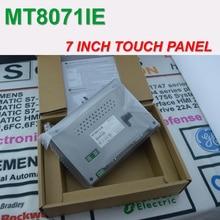 """Weintek HMI 7"""" color TFT MT8071iE Ethernet compatible w/ Allen Bradley PLCs Built in Ethernet (New and Original)"""