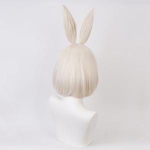 Image 5 - Anime BEASTARS Haru Wig Rabbit Cosplay Costume Synthetic Hair Party Cosplay Wigs