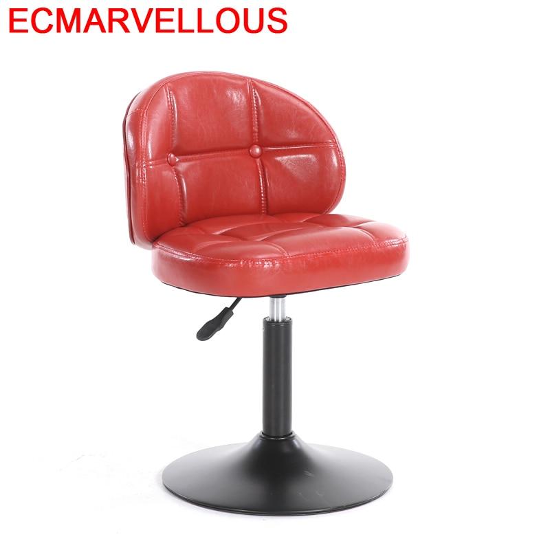 Fauteuil Stoel Banqueta Stuhl Cadeira Taburete La Barra Barstool Sedie Leather Silla Tabouret De Moderne Stool Modern Bar Chair