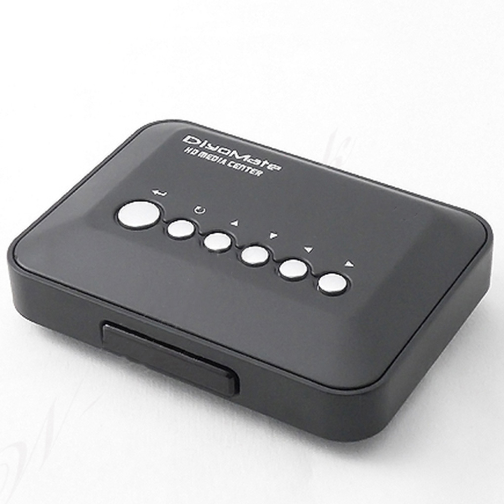 Multimedia Player Mini HD 720P HDD Media Player TV Box AV Output MKV RM SD USB SDHC MMC HDD EU/US/UK/AU Plug