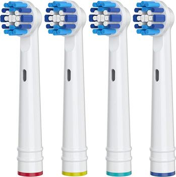 4pcs/Lot Replacement Toothbrush Heads For Oral B Whitening Braun Electric Head - discount item  34% OFF Personal Care Appliances