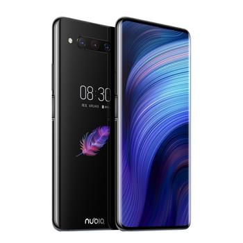 Перейти на Алиэкспресс и купить Оригинальный мобильный телефон zte Nubia Z20 с европейской версией, 6,42 дюймов, 8 ГБ ОЗУ, 128 Гб ПЗУ, Snapdragon 855 + двойной экран, Android 9,0, две sim-карты