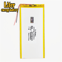 3775131 3.7V 5500MAH batteria ai polimeri di litio da 3575130 4075130 tablet batteria di marca tablet gm