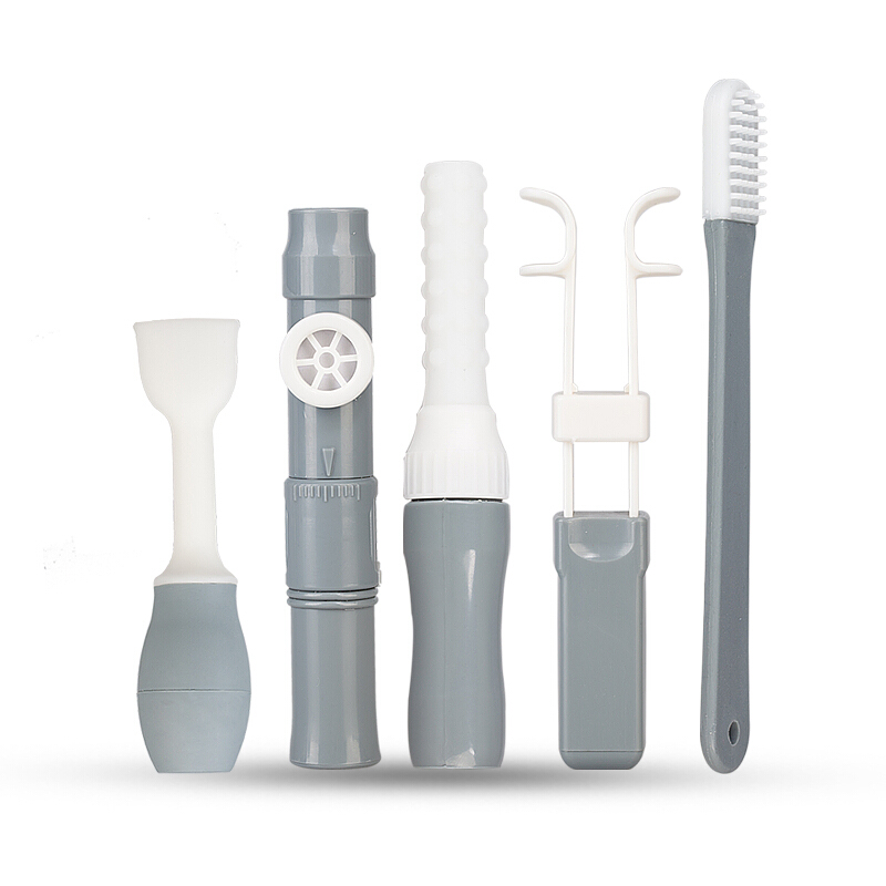silicone boca exercitador labios orais dispositivo de treinamento muscular recuperacao massageador lingua trainer extrator para dysarthria