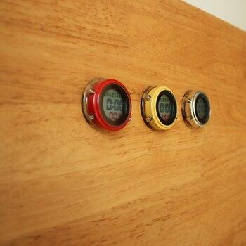 Fob Digital Nurse Watch Table Stick-On Clock Mini Stop Timer Luminous Analog Pocket Watch Multi-Fuction Doctor Watch