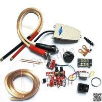 Zgrzewarka punktowa DIY zestaw montażowy akcesoria zgrzewarka punktowa kontroler transformatora w Części do klimatyzatorów od AGD na
