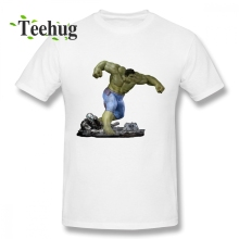 3D Print For Male Hulk T-shirt Geek Unique Graphic T SHIRT