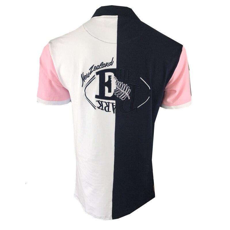 English Laundry homme 100/% coton à manches courtes noir Polo Shirt Gray Accent L//XL