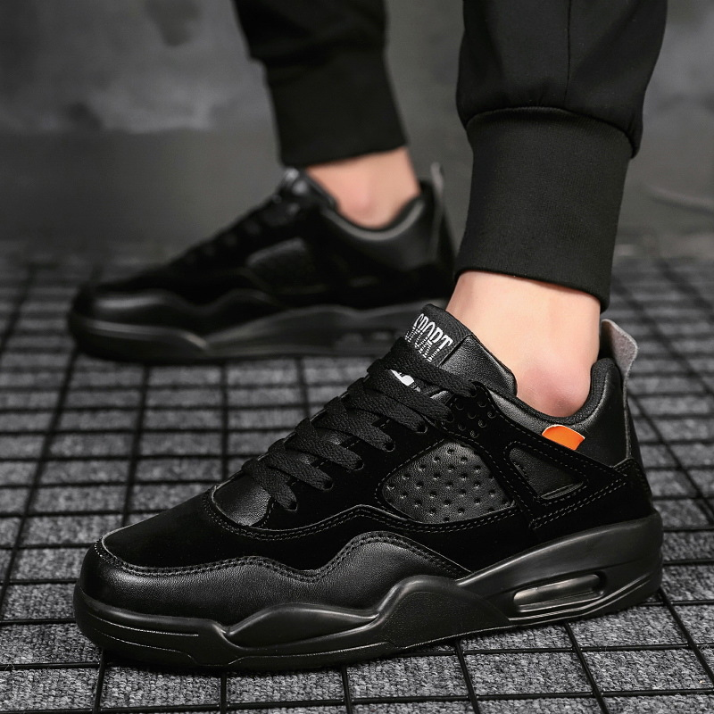2019 Men Casual Shoes Increase Autumn Sport Breathable Sneakers Men Air Cushion Mesh Shoe Trend Trainers Shoes Zapatillas Hombre 3