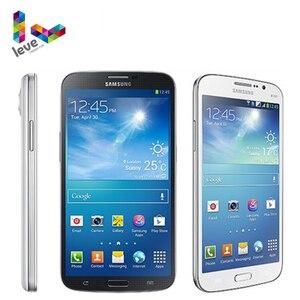 Разблокированный смартфон Samsung Galaxy Mega 6. 0 i9200 i9205 мобильный телефон 6,3 дюйма 6,3 ГБ ОЗУ 8 ГБ и 16 Гб ПЗУ двухъядерный 8 МП 4G LTE Android
