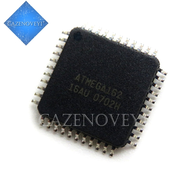 10 قطعة / الوحدة ATMEGA162 16AU ATMEGA162 16 ATMEGA162 QFP 44 متوفر