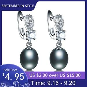 925 Sterling Silver Earrings F