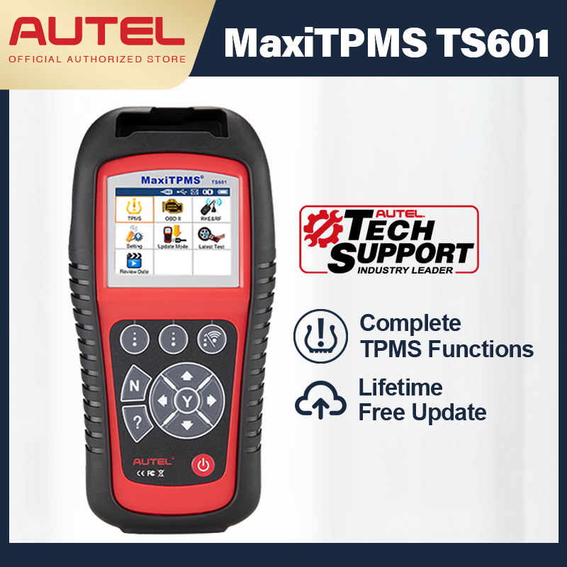 AUTEL MaxiTPMS TS601 Diagnostic Tool Car TPMS Tool OBD2 Scanner Automotive Tool Activate Tire Sensor TPMS programmer Code Reader|Code Readers & Scan Tools|   - AliExpress
