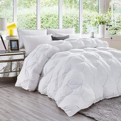 Luxo 4d ganso macio para baixo duvet core lavável requintado fofo grosso inverno cama quente pena colcha duvet core para casa hotel