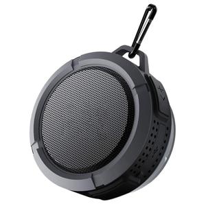 Hands-Free Shower Speaker, Blu
