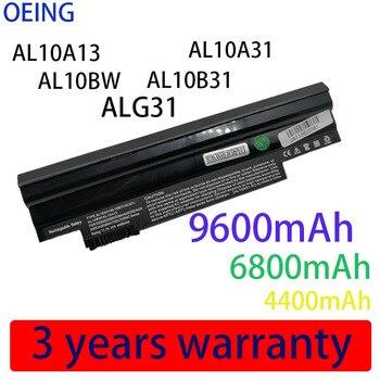 Battery D255 for Acer Aspire One D270 D260 522 722 AOD255 AOD257 AOD260 D255E D257 D257E E100 AL10A31 al10b31 1
