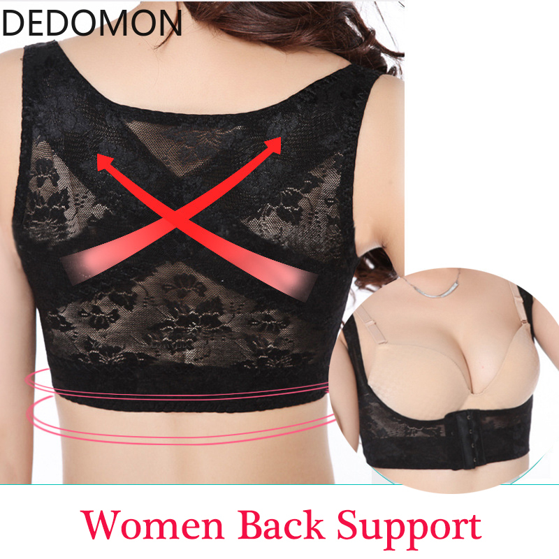 Posture Corrector Adjustable Women Back Support Belt Orthotics Posture Correction Brace Rectify Posture Corset Shoulder Posture