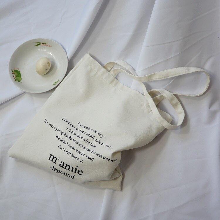 Большая вместительная Холщовая Сумка через плечо, тканевая хлопковая ткань, многоразовая сумка для покупок для женщин 2020, пляжные сумки, сумки для покупок