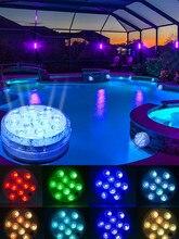 Colorful LED Piscina Aquarium Fish Tank Swimming Pool IP68 Cascata Outdoor Garden RGB Decoration Acuario Vase Zwembad Jacuzzi