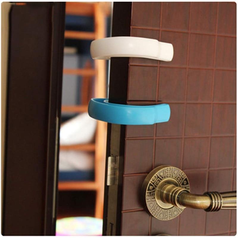 Baby Door Crash-proof File Safety Windbreak Child Anti Clip Hand Clip Cartoon Baby Door Block Plug Saftey Clamp-proof