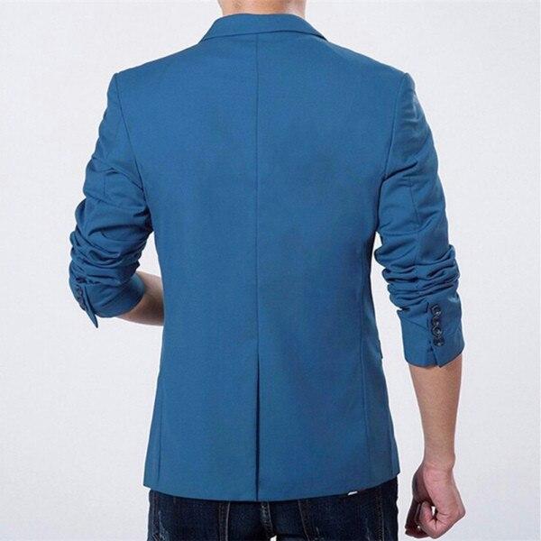 Μοντέρνο ανδρικό σακάκι μπλέηζερ Σακάκια Ρούχα MSOW