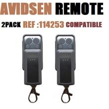 2 pacote de controle remoto 114253 664700 substituição