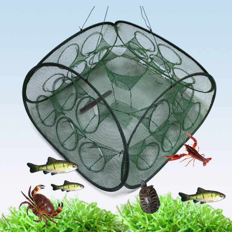 G Fish Cage Magic 50 Yuan Useful Product Catch Fish Eel Automatic Flutter Fishnet Shrimp Cage Tool Crab Pot China Fishnet 5