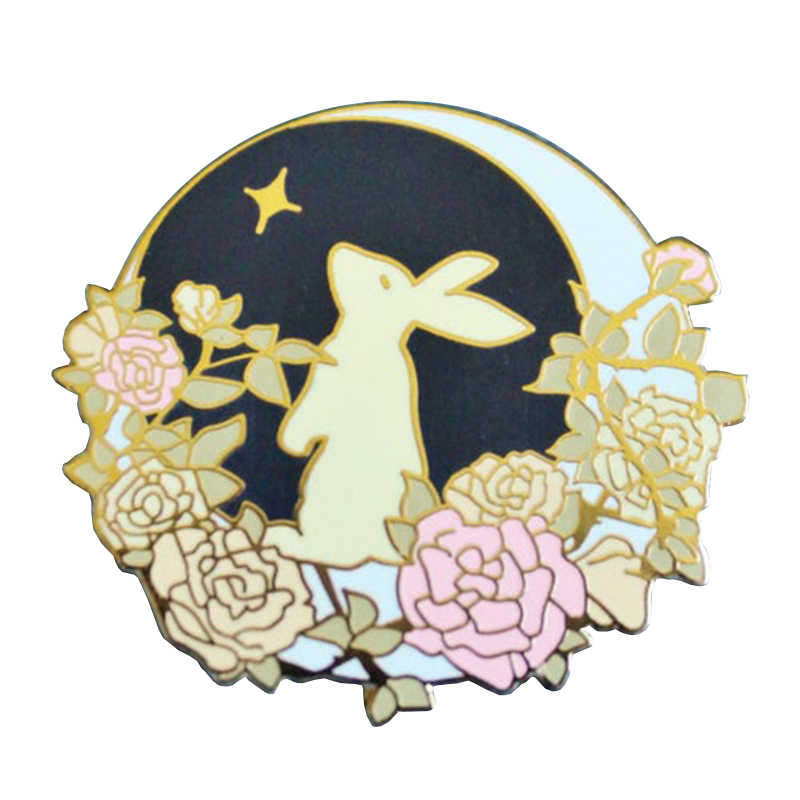 Sailor Moon Kelinci Pin