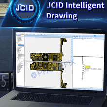 2020 JC Schematic Diagram Bitmap Online Account JCID Intelligent Drawing For iPhone Android