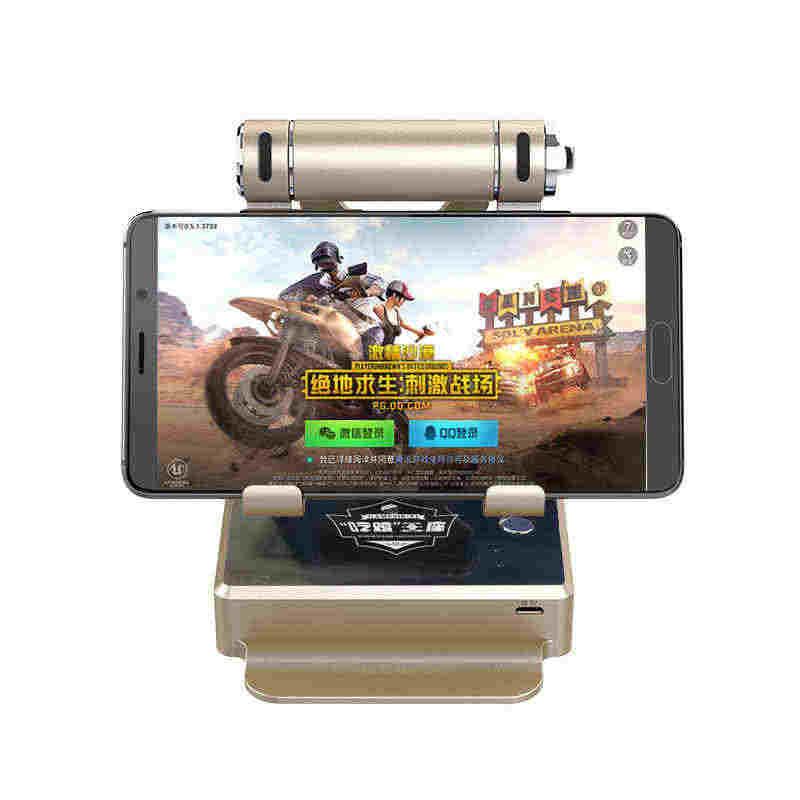 GameSir X1 BattleDock Converter Stand dokowanie do gier FPS, korzystanie z klawiatura i mysz, przenośny uchwyt na telefon