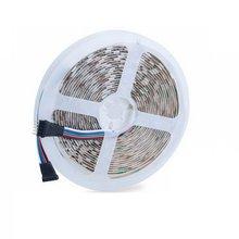 5 м светодиодный светильник Smd 5050 гибкий светильник несмонтированная плата зарядного устройства с светильник ленты не Водонепроницаемый 5m 300/5050smd Rgb; 4 предмета в одном Dc12v светильник полосы