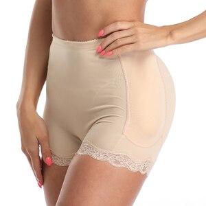 Image 2 - ZYSK Women Tummy Control Panties Fake Hip Padded Butt Lifter Panty Ass Underwear Shapewear Slimming Body Shaper Plus Size 6XL
