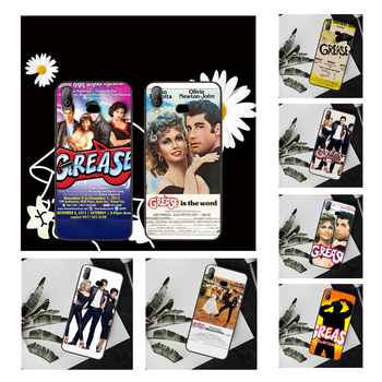 NBDRUICAI grease movie poster 1978 Coque Shell Phone Case For Samsung A10 A20 A30 A40 A50 A70 A7 A9 A6 A8 Plus 2018 image