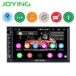 Image 2 - Android car radio head unit universal 2 din 7 inch touch screen car stereo for Honda/Nissan/Toyota GPS HD car multimedia player