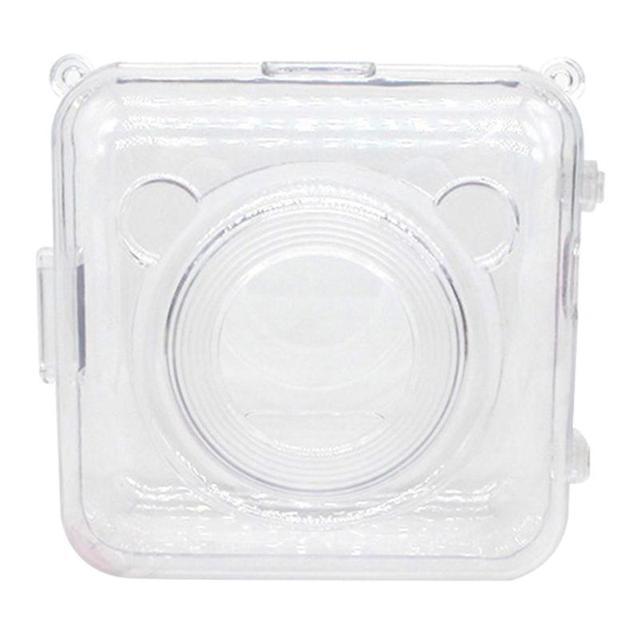 Capa transparente para impressora, proteção de bolso de viagem para pc para peripage